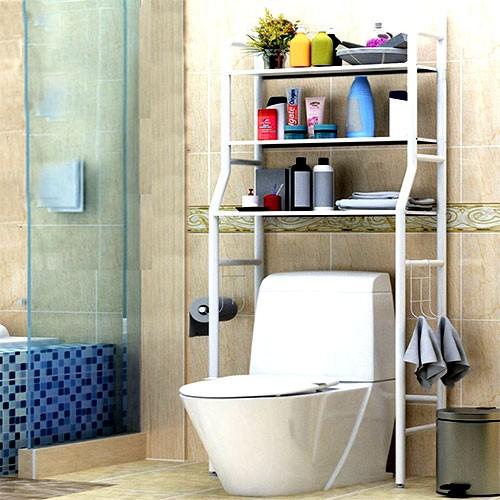 Стеллаж для ванной комнаты