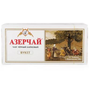 Азер чай черный букет 25 пак.
