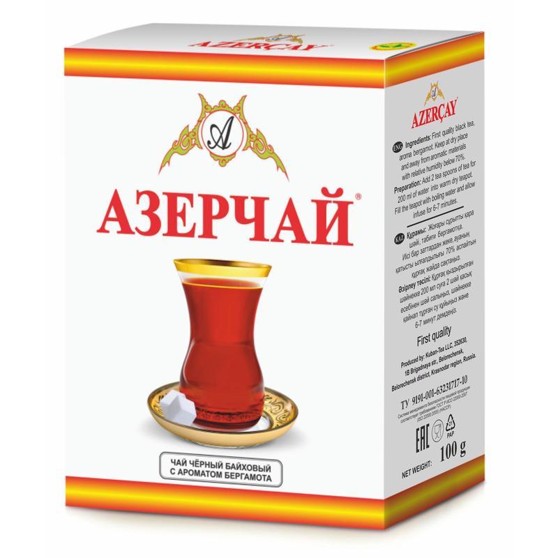 Азер бергамот 100 гр