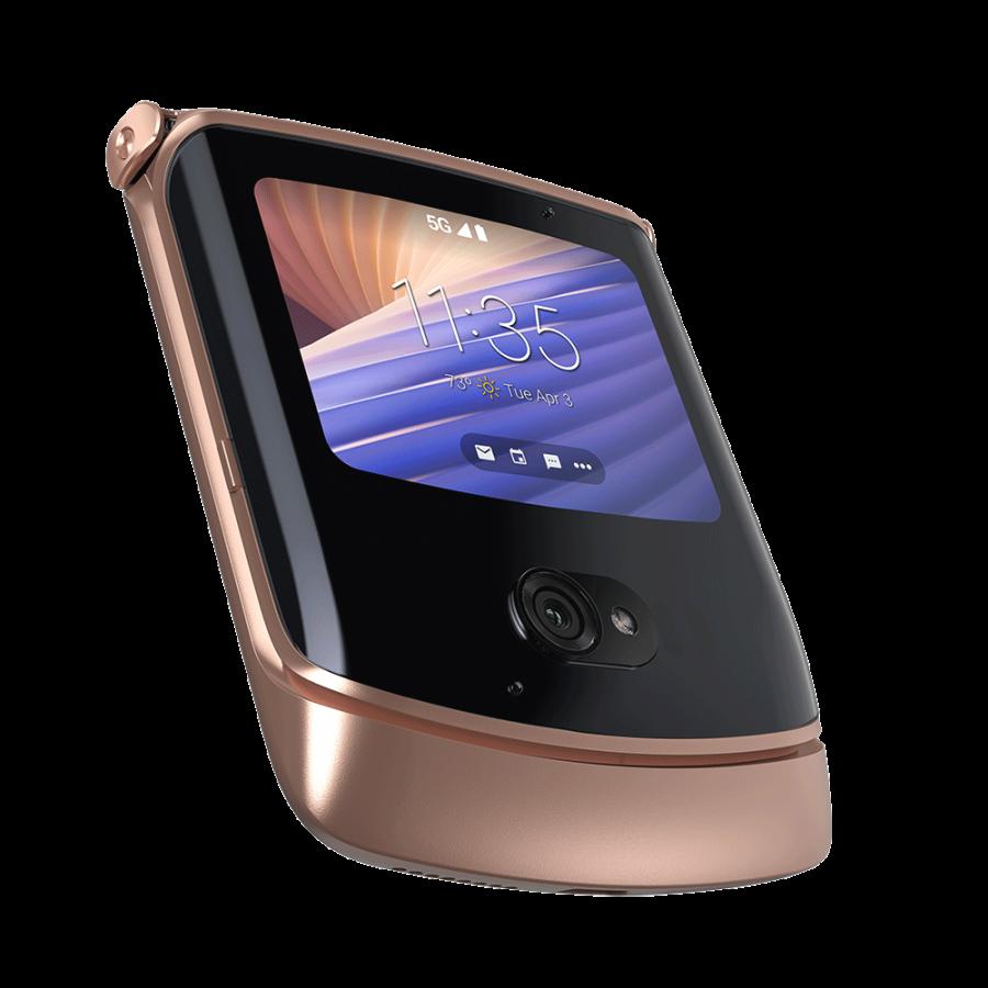 Смартфон Motorola Razr 5G 8Gb 256Gb (Blush Gold)