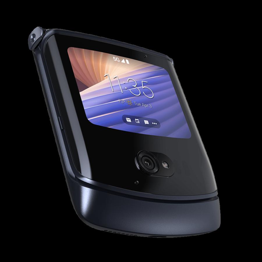 Смартфон Motorola Razr 5G 8Gb 256Gb (Polished Graphite)