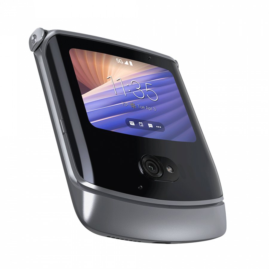 Смартфон Motorola Razr 5G 8Gb 256Gb (Liquid Mercury)