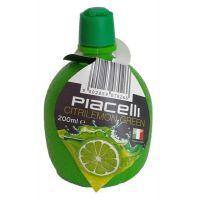 Натуральный сок лайма 200мл пластиковая упаковка