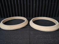 Кольца проставочные Lada Vesta (тыл) для акустики 16,5 см.