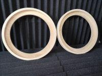Кольца проставочные под акустику 16,5см с утоплением.