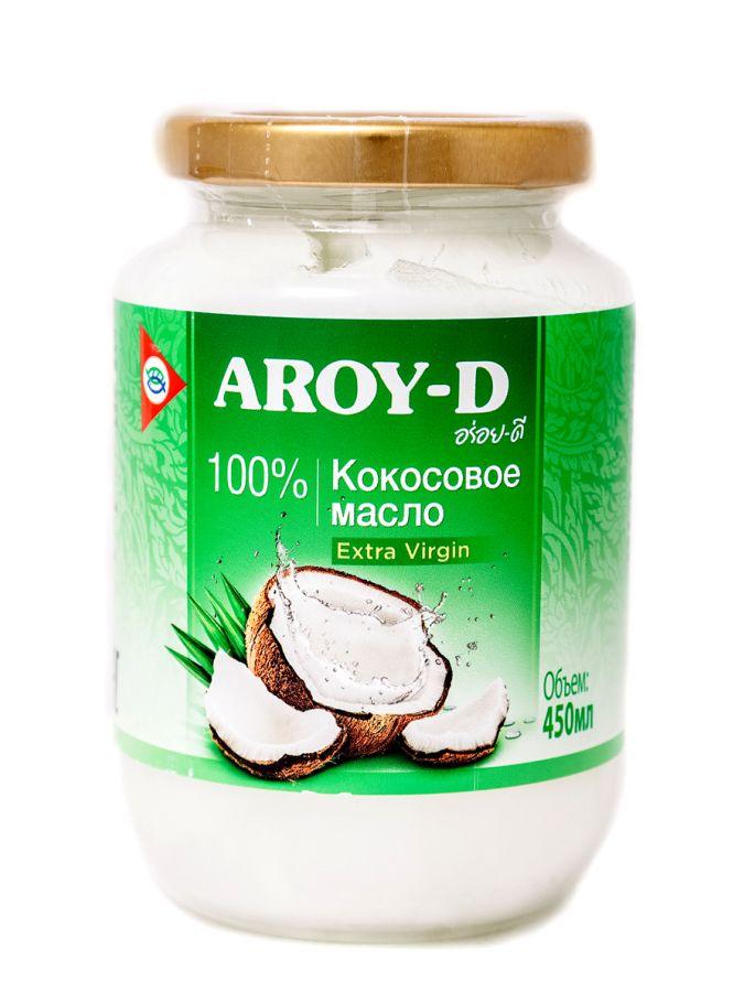 Масло кокос 450 гр
