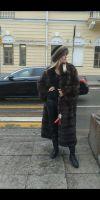 пошив шубы из соболя в Москве фото