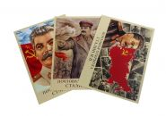 Набор почтовых открыток - Сталин И.В.