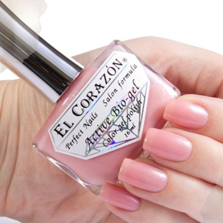 El Corazon Серия Активный Биогель Shimmer, № 423/009  16 мл