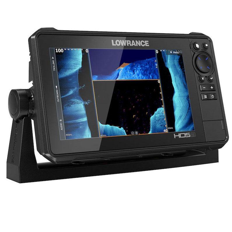 Эхолот/картплоттер Lowrance HDS-9 Live
