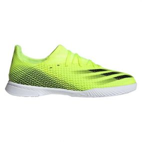 ДЕТСКИЕ ФУТЗАЛКИ ADIDAS X GHOSTED.3 IN JR (SS21) FW6924