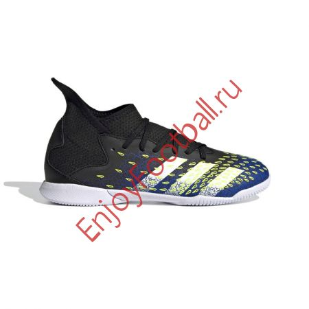 ДЕТСКИЕ ФУТЗАЛКИ ADIDAS PREDATOR FREAK .3 IN JR (SS21) FY0614