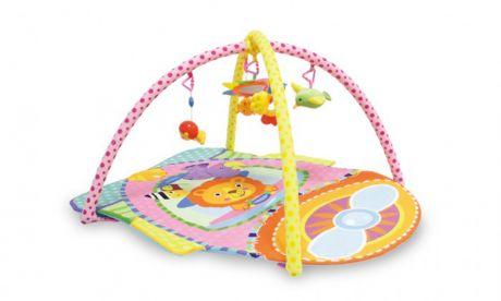 Развивающий игровой коврик Lorelli Toys Самолет 93x73