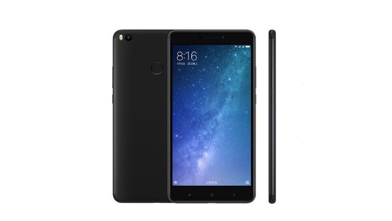 Смартфон Xiaomi Mi Max 2 4/32Gb Black (Global Version)