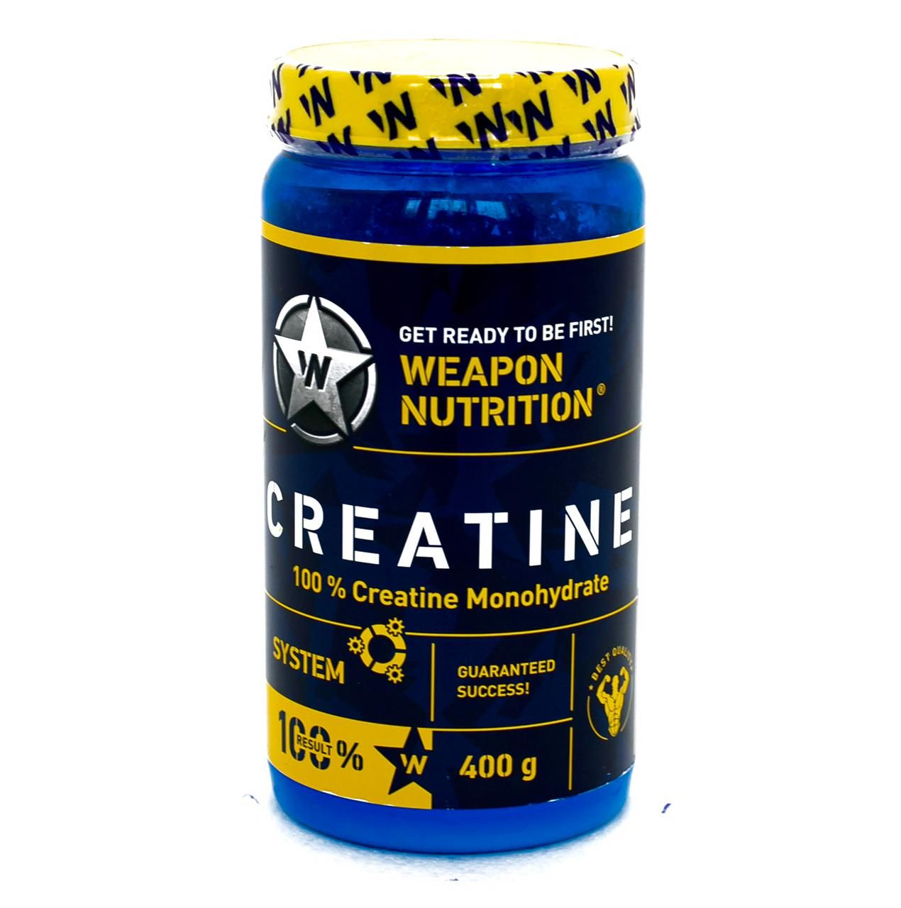 Weapon Nutrition Creatine 400 гр.