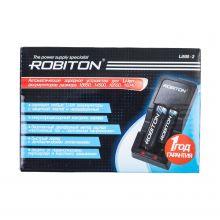 Зарядное устройство для батарей ROBITON Li500-2