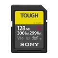 Карта памяти Sony SDXC 128GB Tough UHS-II 299/300Mb/s (U3, V90)