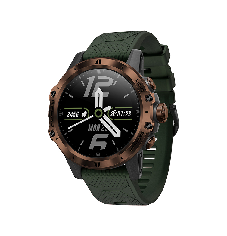 Часы Coros VERTIX GPS Adventure Watch Mountain Hunter