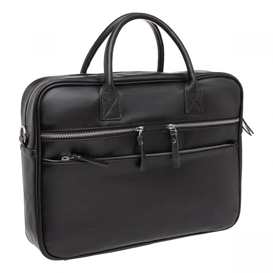 Деловая сумка Bacton Black