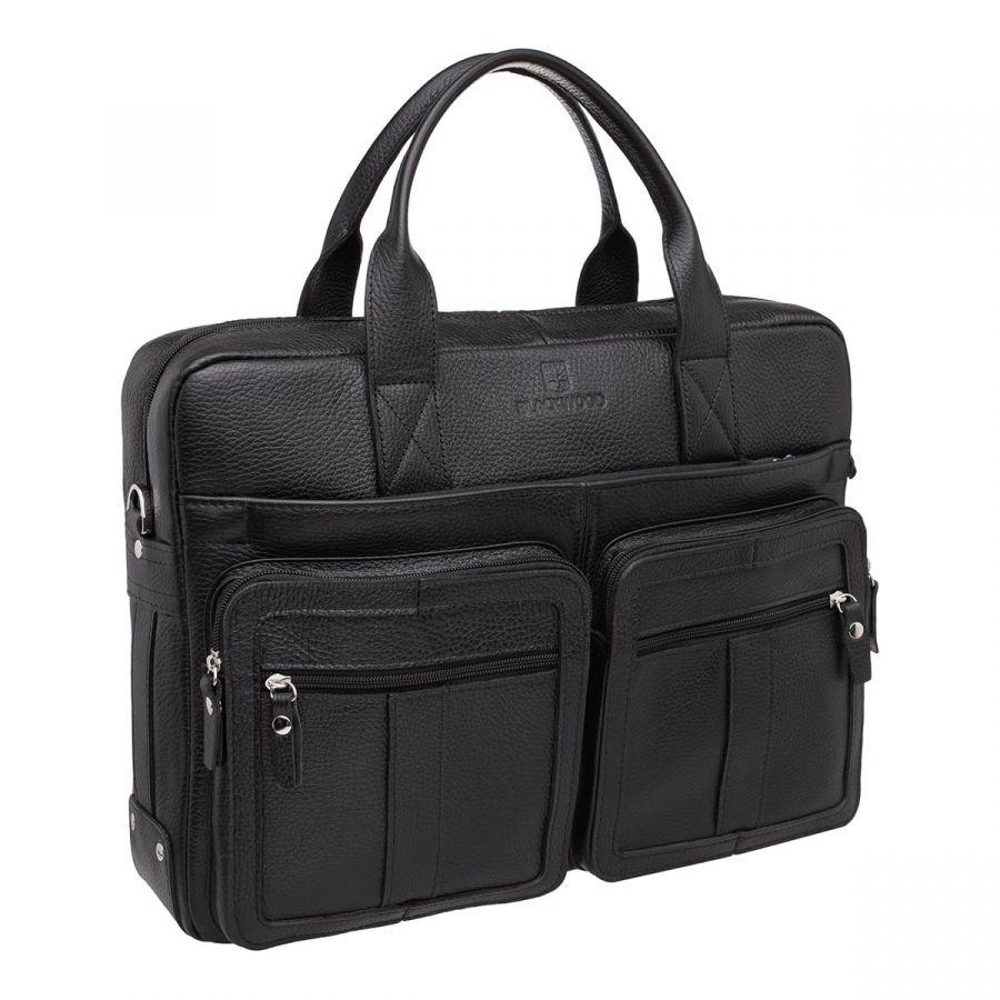 Деловая сумка Hackford Black