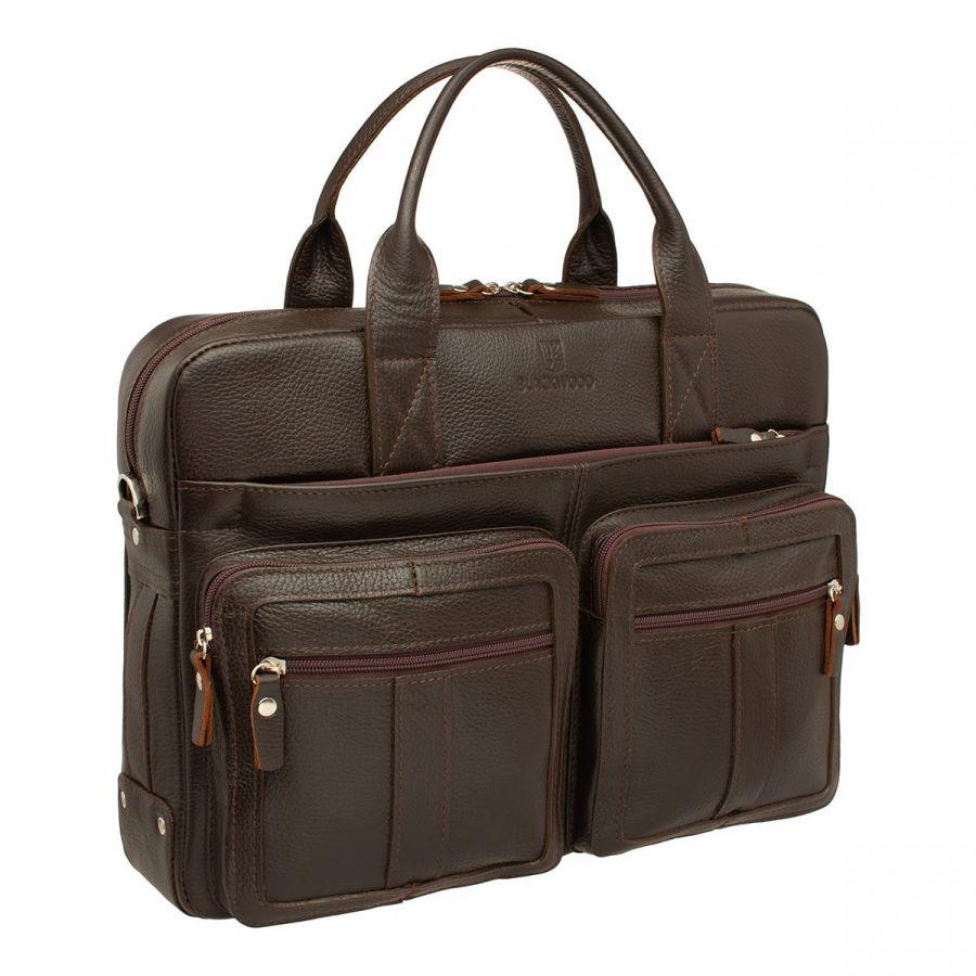 Деловая сумка Hackford Brown