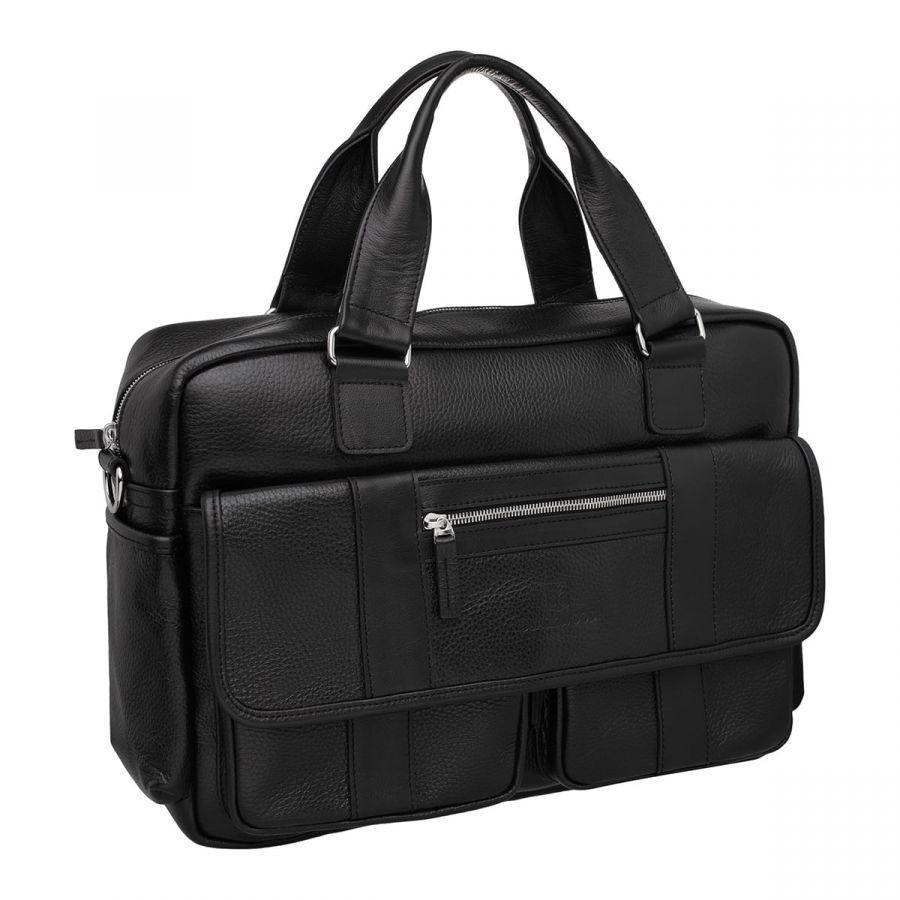 Деловая сумка Nevern Black