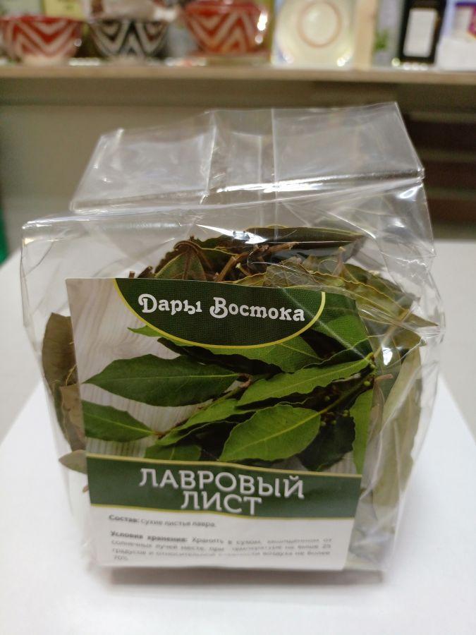 Лавровый лист 50 гр