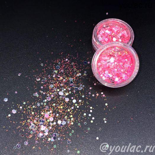 Дискосоты , розовый