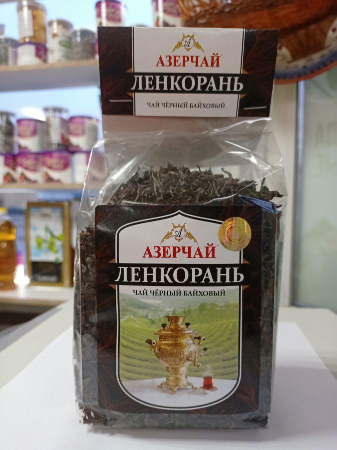 Азер чай черный Ленкорань 200 гр