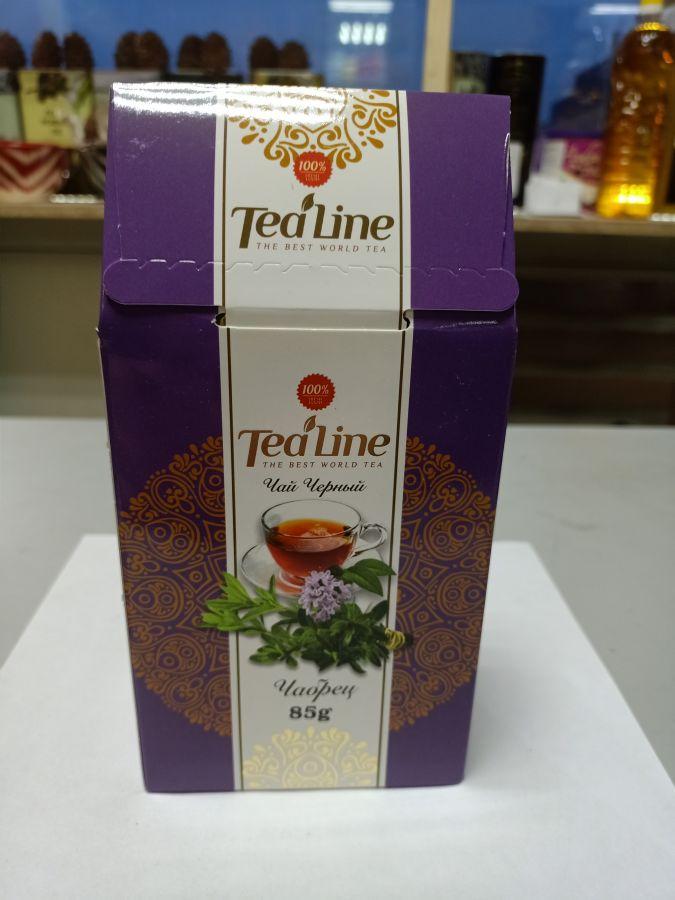 Чай ТиЛайн чабрец черный 85 гр