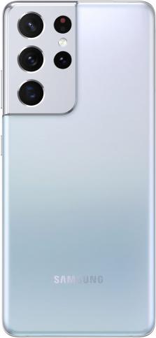 Samsung Galaxy S21 Ultra 5G 16/512GB Серебристый Фантом