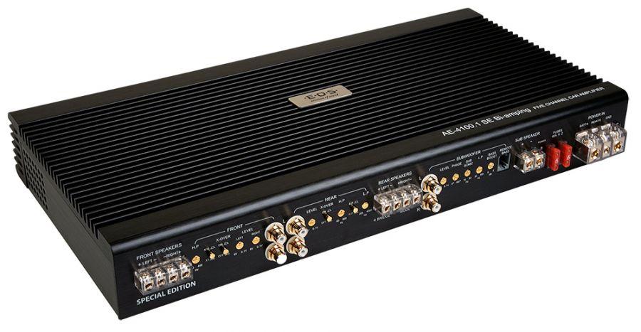E.O.S. AE-4100.1 SE Bi-Amping