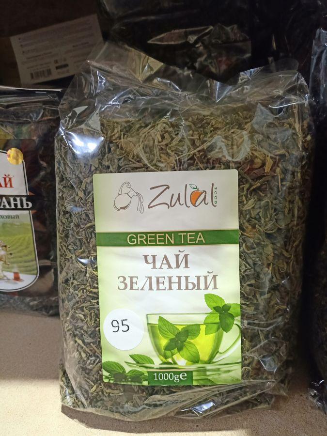 Чай зелёный #95 1 кг