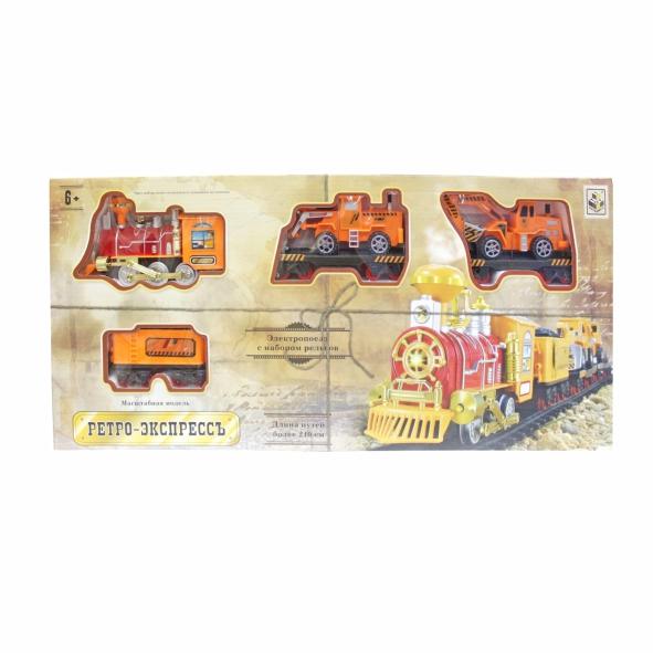 детская железная дорога купить