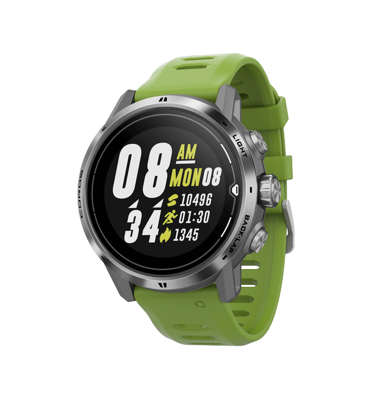 Часы Coros APEX Pro Premium Silver