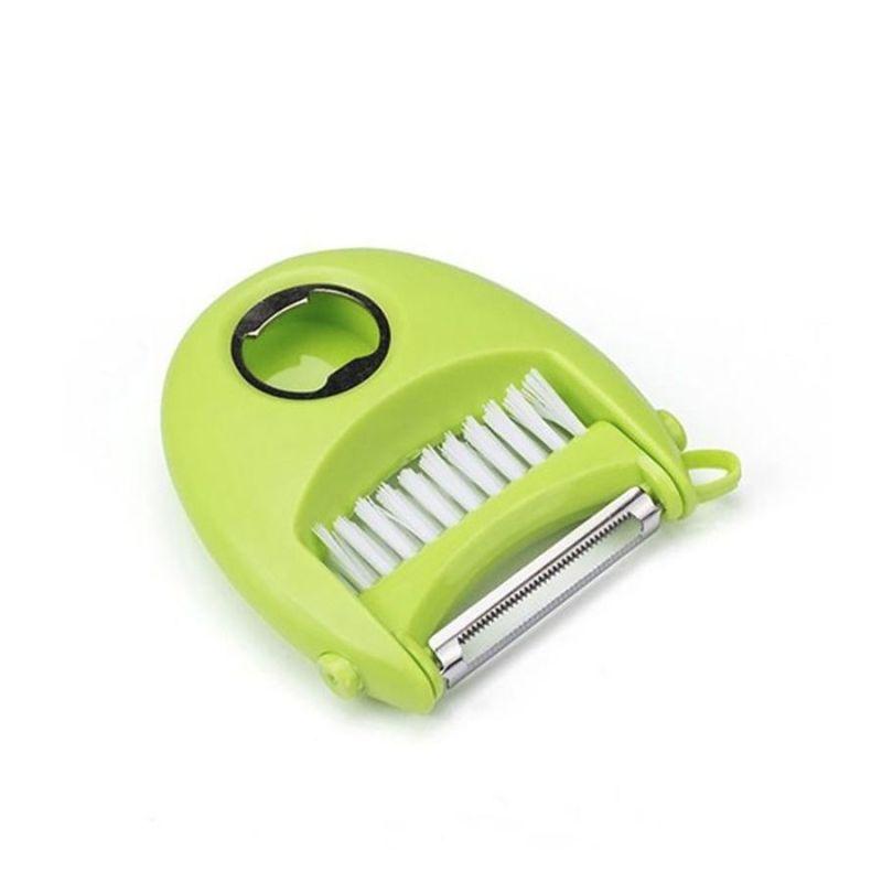 Пиллер 3 в 1 Multi-purpose Peeler, Зеленый