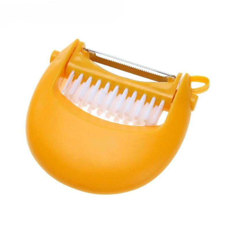 Пиллер 3 в 1 Multi-purpose Peeler, Желтый