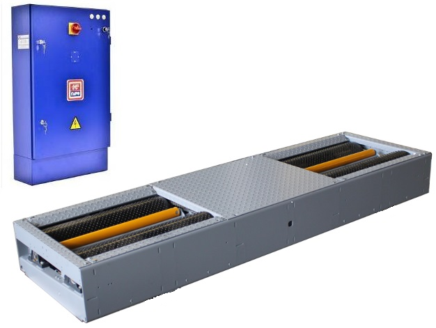 Тормозной стенд ГАРО для легковых автомобилей СТС-4-СП-10