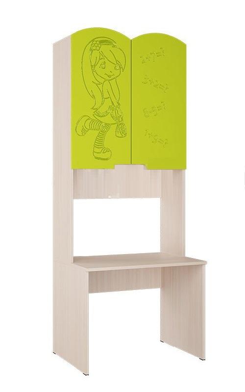 Стол с надстройкой Юниор-3