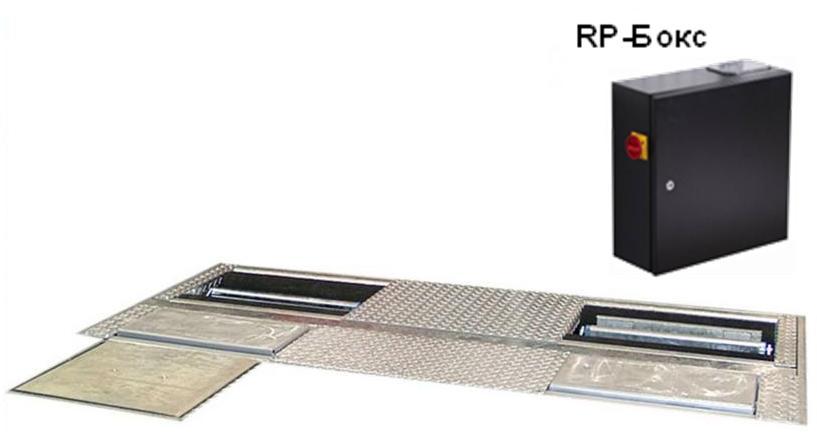 Videoline 204 RP FULL  диагностическая линия приемки Cartec