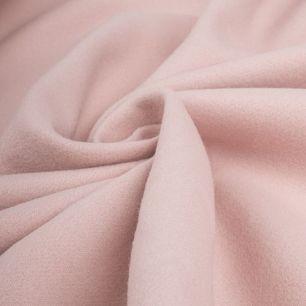 Пальтовя ткань -  Браш пудрово-персиковый 50х37