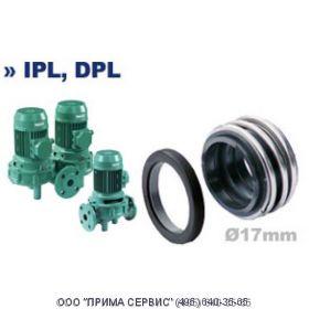Торцевое уплотнение насоса Wilo IPL40/130-2,2/2