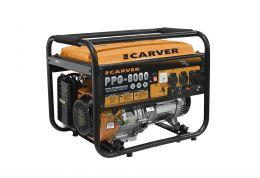 CARVER PPG-8000 генератор бензиновый