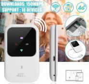 4G LTE Мобильный Wi-Fi роутер