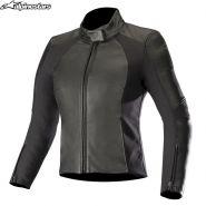 Куртка кожаная женская Alpinestars Vika v2