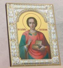 Великомученик Пантелеимон (18х24см)