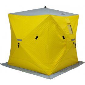 Палатка зимняя Helios Куб 1,8х1,8 утепленная