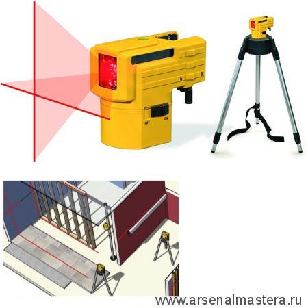 Лазерный прибор аккумуляторный тип LAX 50 STABILA 16789