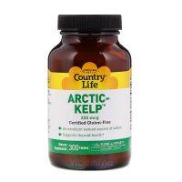 Арктический Келп, йод, 300 табл.