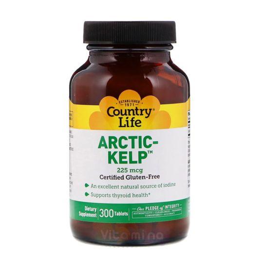 Arctic-Kelp Арктический Келп, йод, 300 табл.